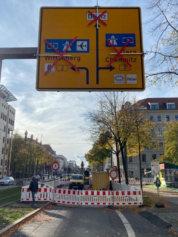 Karli Richtung Kreuz noch 3 Wochen gesperrt