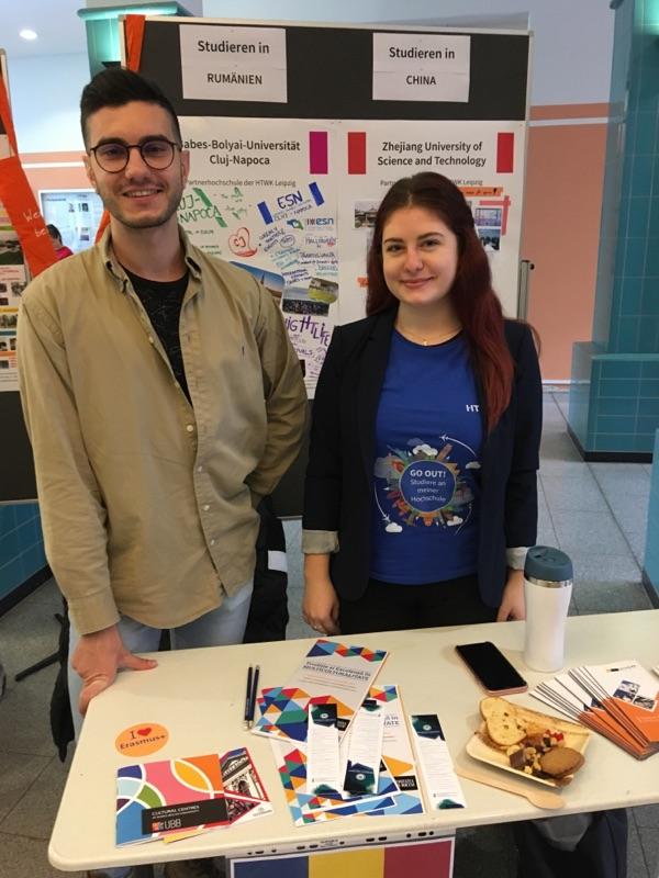 Partner-Universität aus Rumänien stellt sich vor