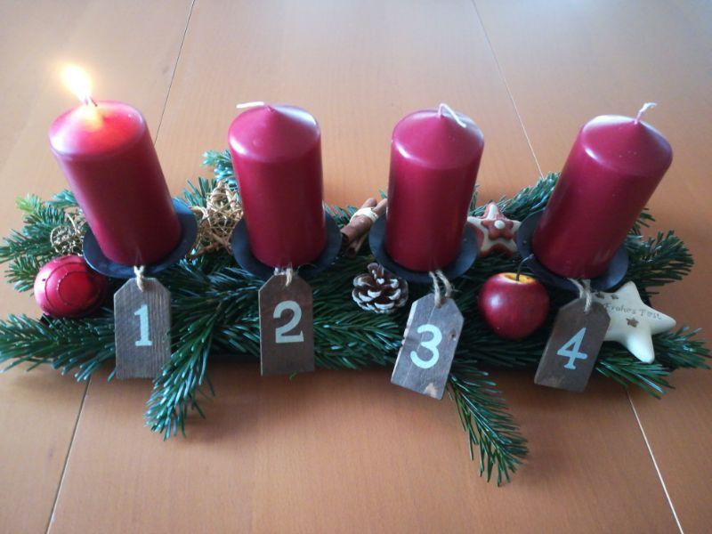 CROOWS wünscht euch einen schönen vierten Advent