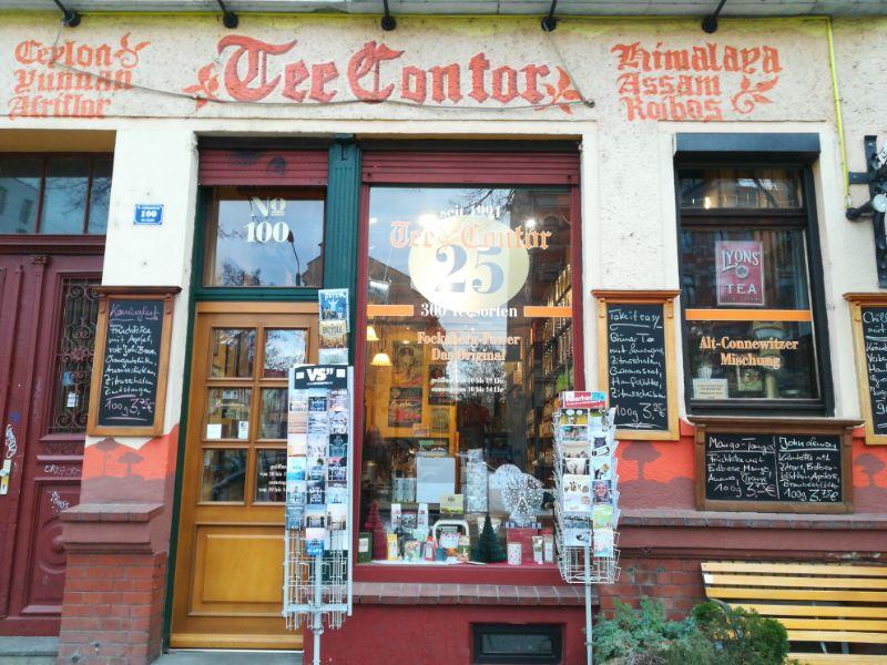 Tee Contor Leipzig jetzt bei CROOWS