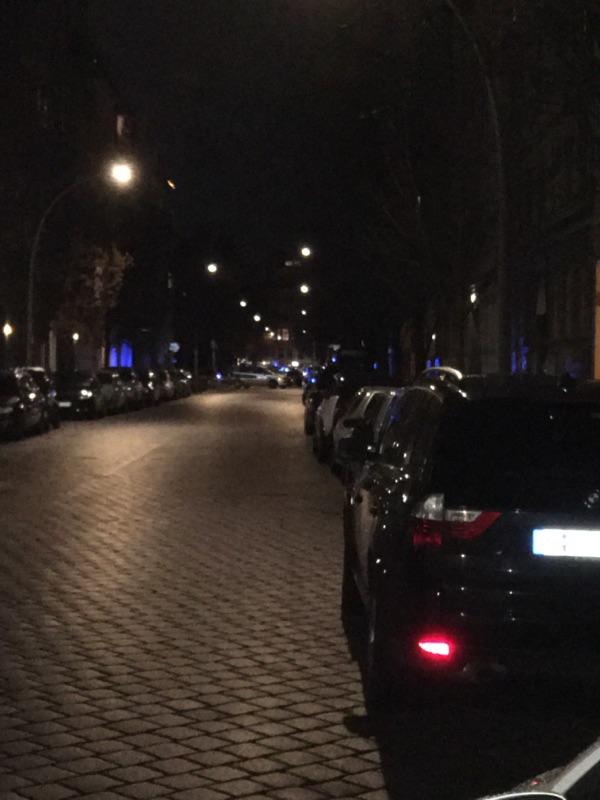 Tote in der Bergstrasse in Berlin-Mitte