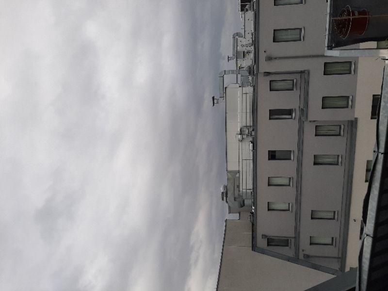 Stürmisches Wetter in Berlin