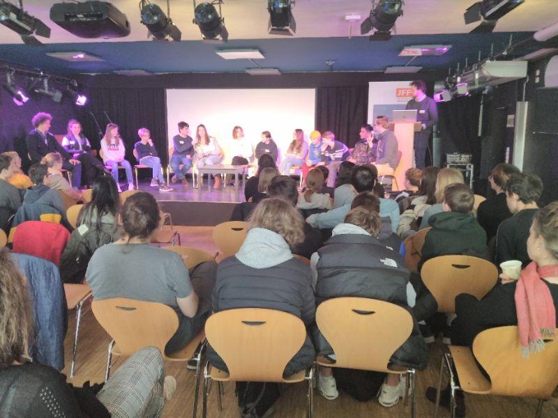 Jugendkonferenz in München
