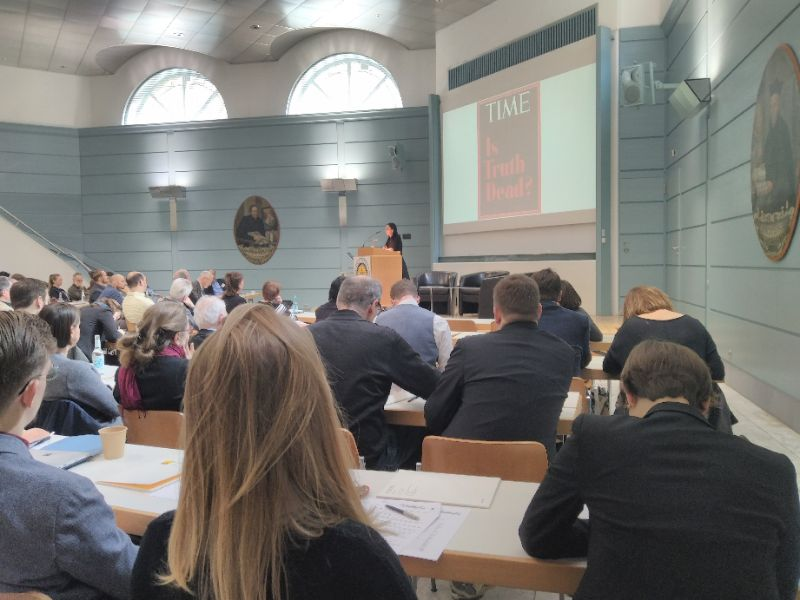 Medienethik-Tagung zu Wahrheit in den Medien