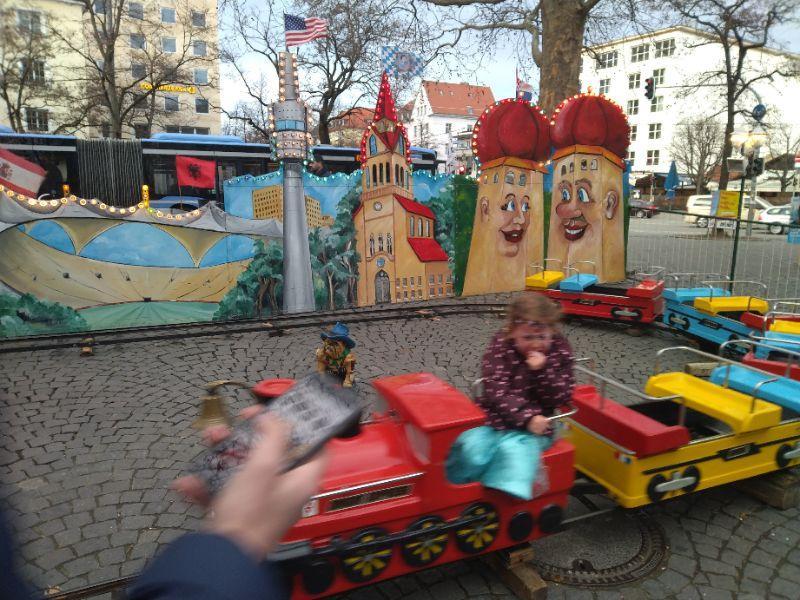 Kinderfasching am Rotkreuzplatz