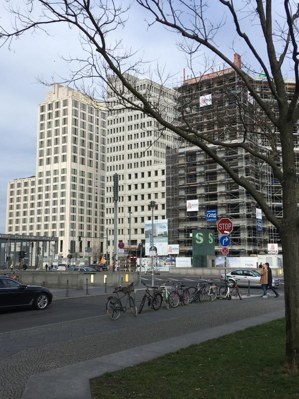 Letzte Lücke am Leipziger Platz wird geschlossen