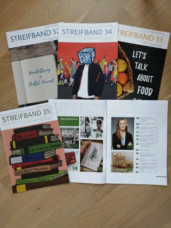 STREIFBAND - kostenloses Abo