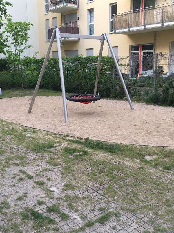 Spielplätze in Berlin Mitte wieder geöffnet