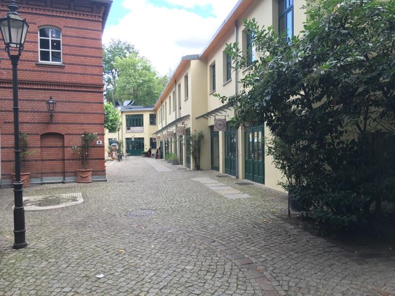 Geschäfte in den Heckmann-Höfen geöffnet