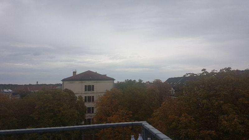 Leipzig bewölkt!
