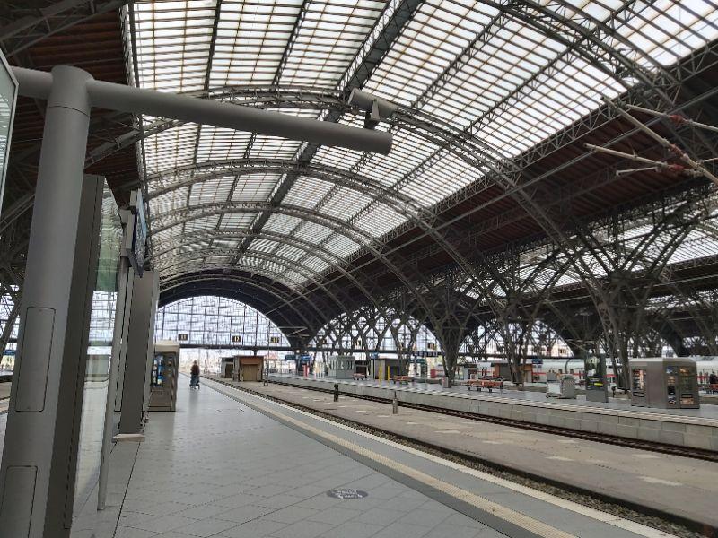 Leipzig bleibt zuhause