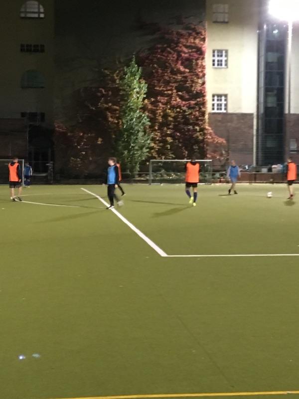 Fußball von Matchbase in Charlottenburg