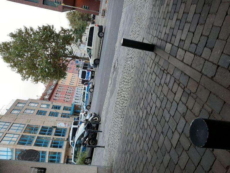 Massives Polizeiaufgebot seit Nachmittag vor BND