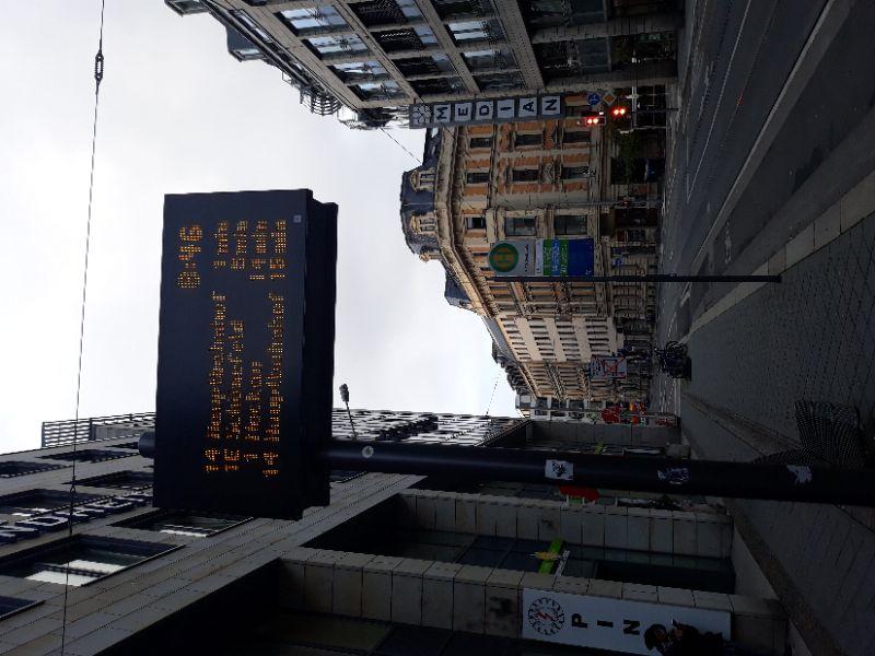 1 und 14 fahren wieder regulär über Westplatz