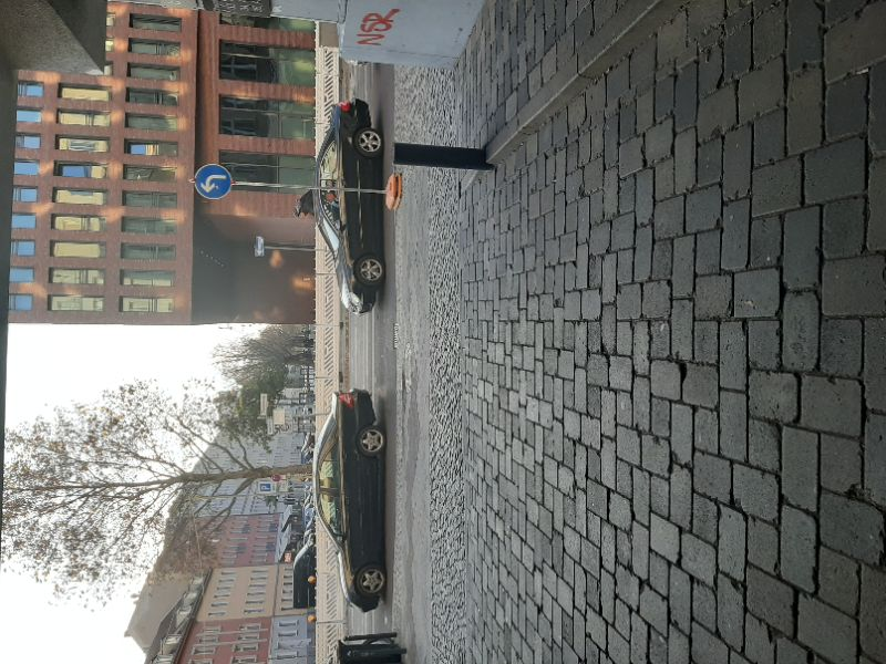 Baustelle Chaussessstraße