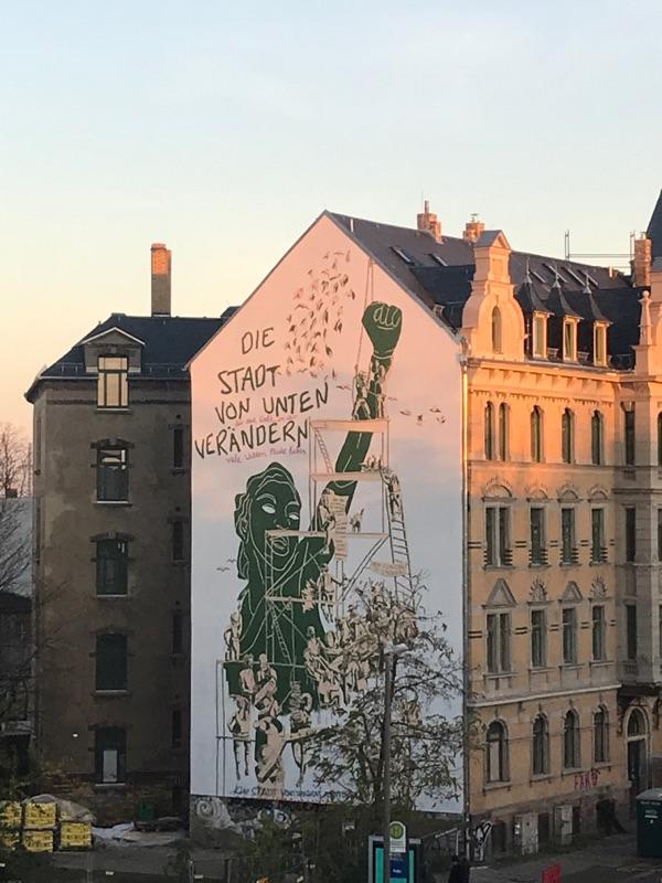 Neue Kunst in Altlindenau