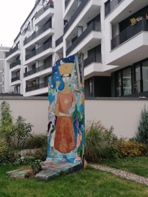 Kunst im Innenhof