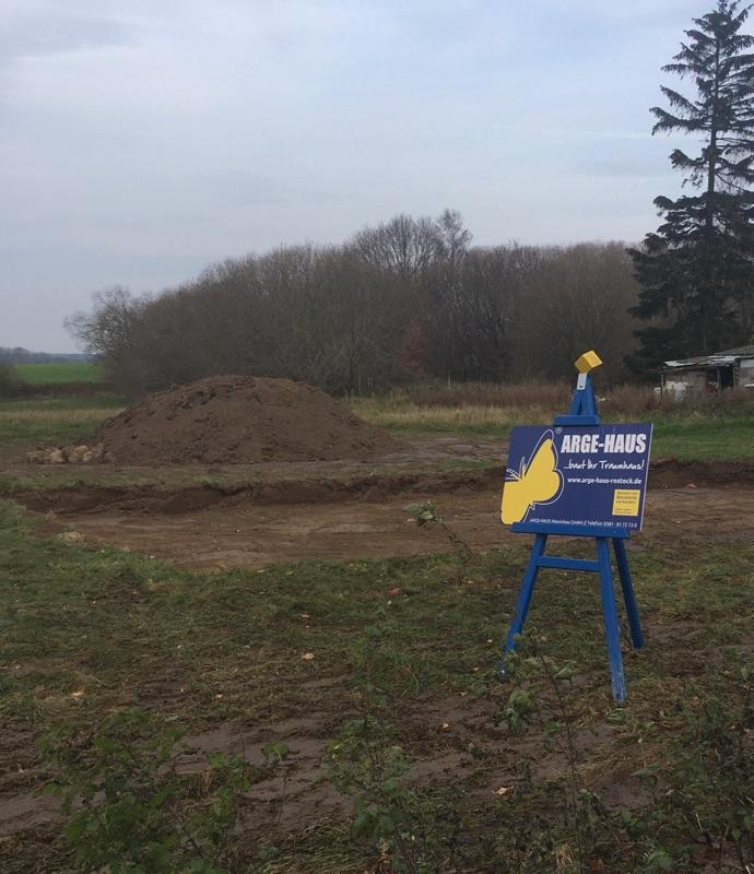 Neubau eines Hauses in Krakvitz im Außenbereich?