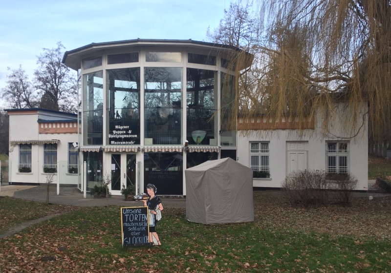 Rosencafé in Putbus geschlossen