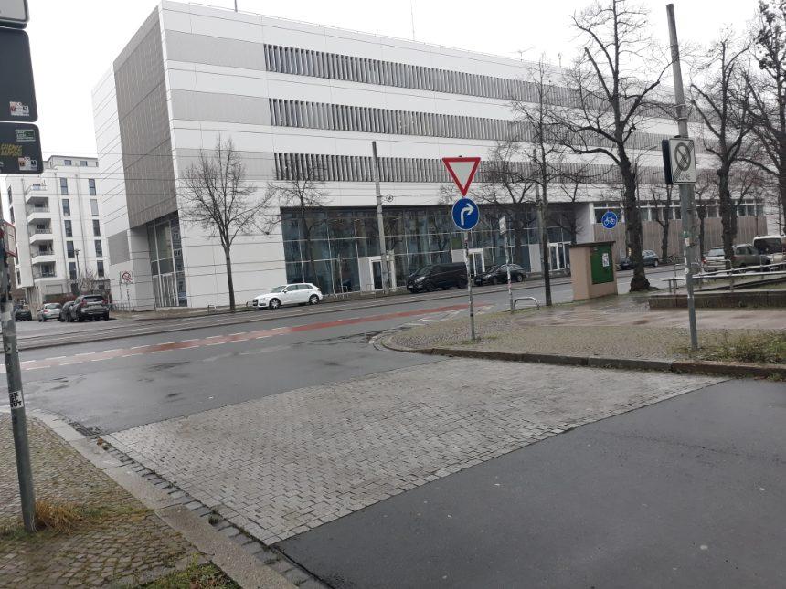 Kein Schnee in Leipzig