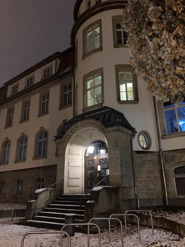 HTWK Gutenbergbau Zugang