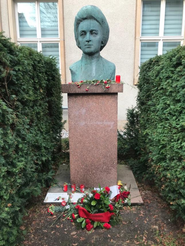 Gedenken an Rosa Luxemburg