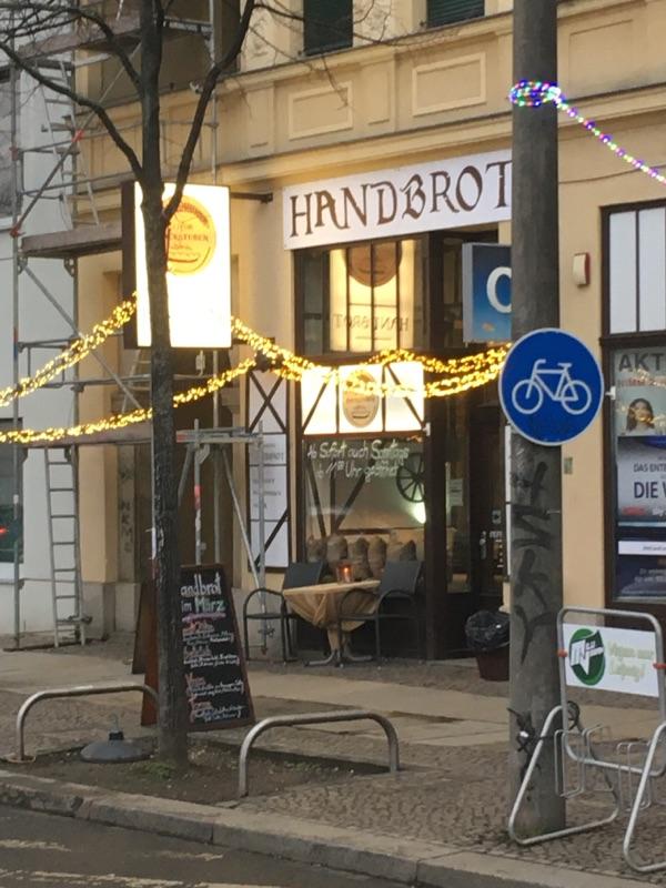 Neu in Connevitz: Hand Brot