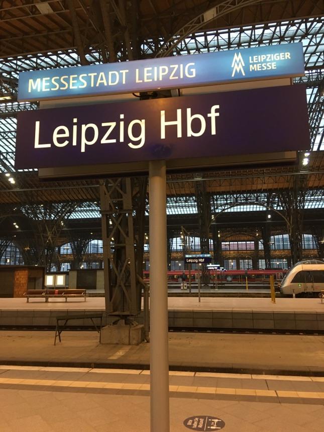Bis auf weiteres keine Messestadt Leipzig