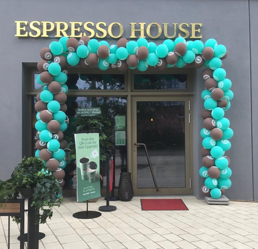Espresso House neu am Nordbahnhof