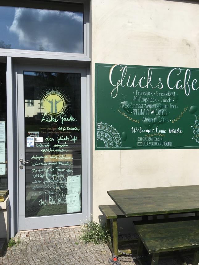 GlücksCafé wieder geöffnet