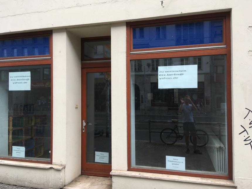 Ladenlokal in zentraler Lage am Oranienburger Tor