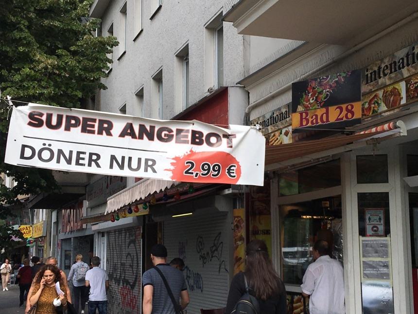 Super Döner im Super Angebot!