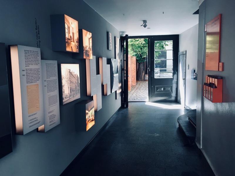 Brecht-Weigel-Museum in Mitte