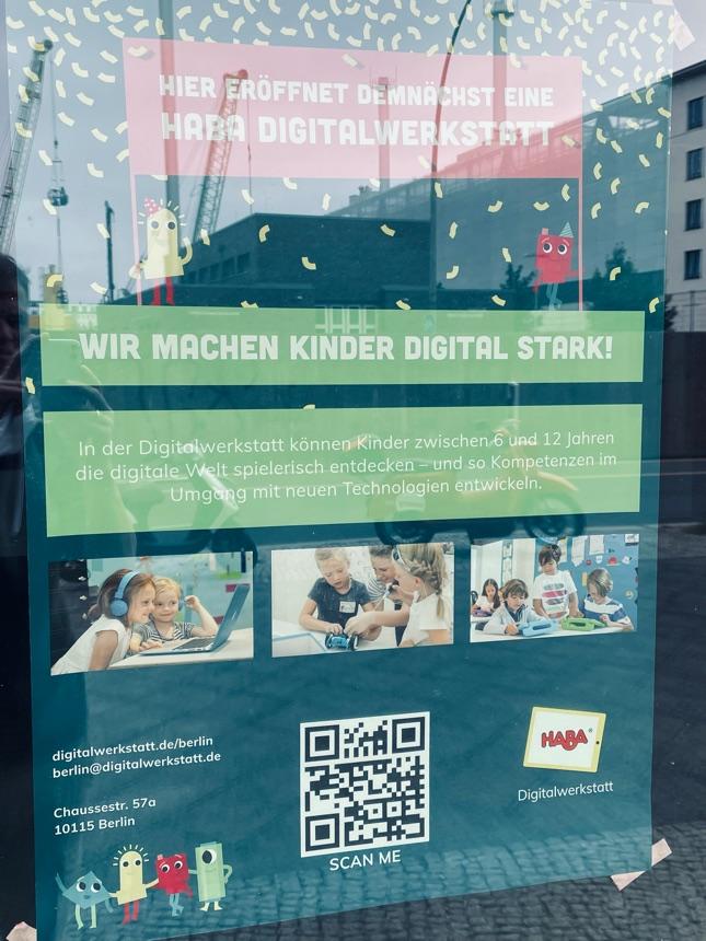Digitalwerkstatt für Kinder