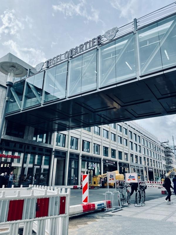 Neubau in der Gorkistraße schreitet voran